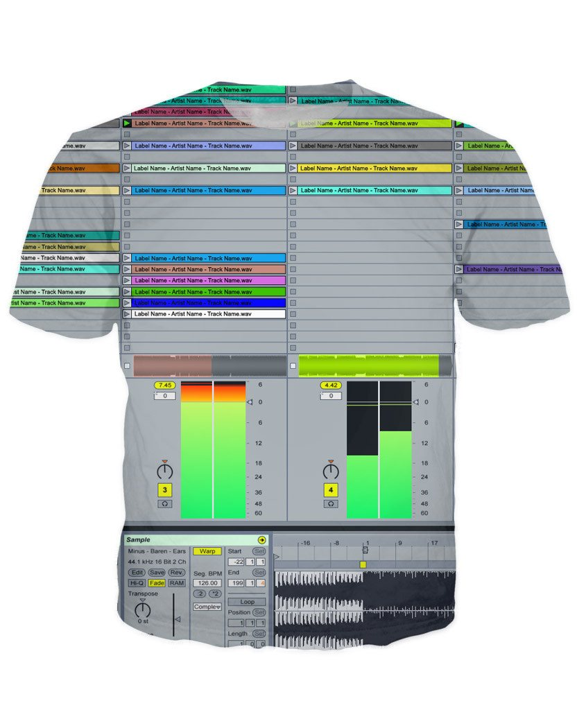 T-shirt - DJ Creator New 3D T-Shirt #5