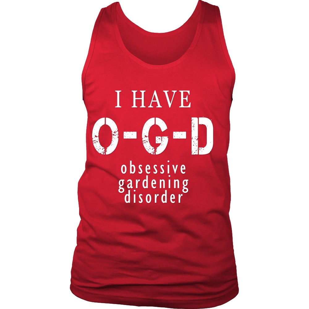 T-shirt - I Have OGD Tanks & Hoodies
