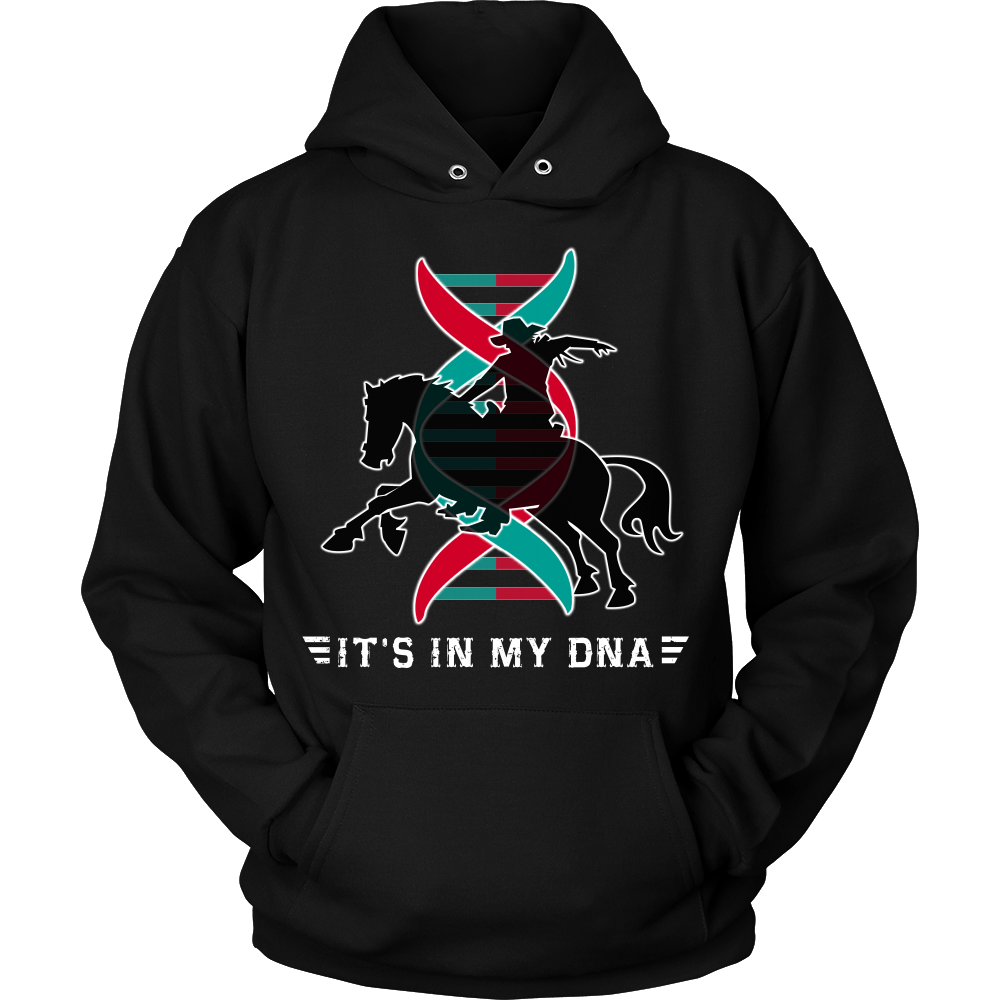 T-shirt - I Love Horses - It's In My DNA Hoodies & Tanks