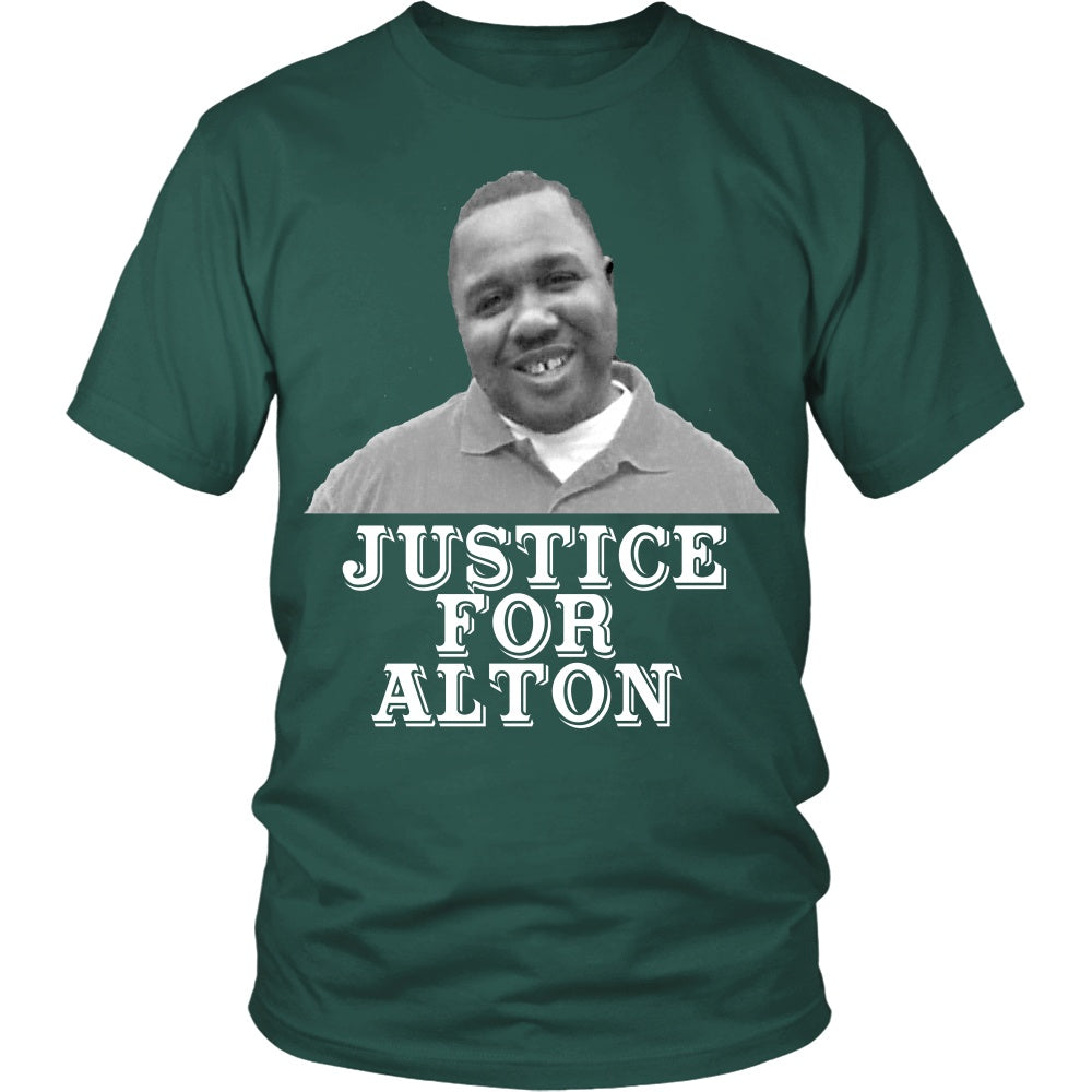 T-shirt - Justice For Alton