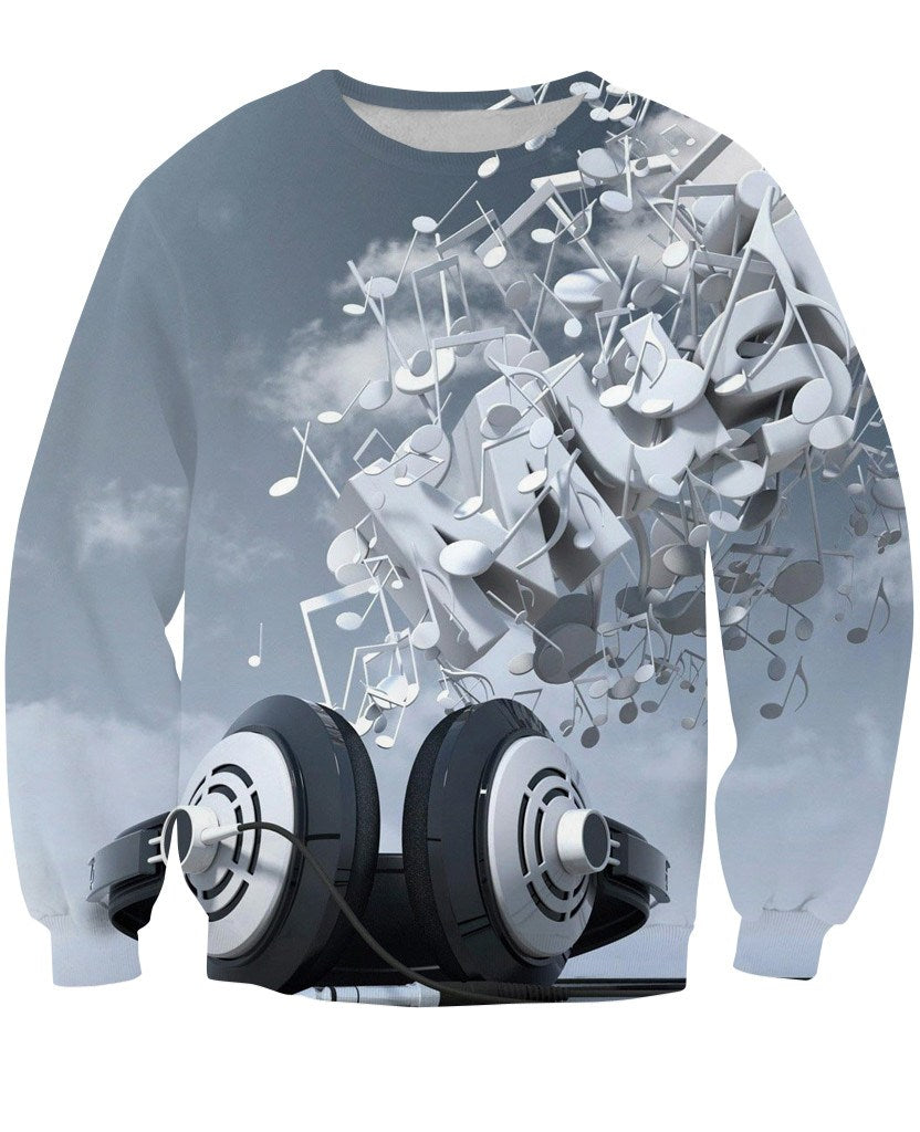 T-shirt - Music Arena New 3D Sweatshirt #3
