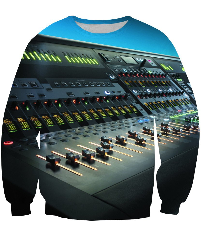 T-shirt - Music Editor New 3D Sweatshirt #20