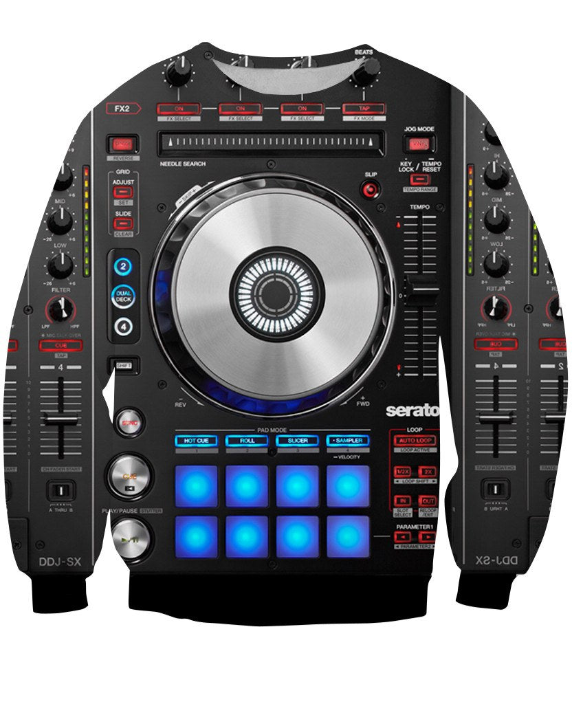 T-shirt - Music Is Art New 3D Sweatshirt