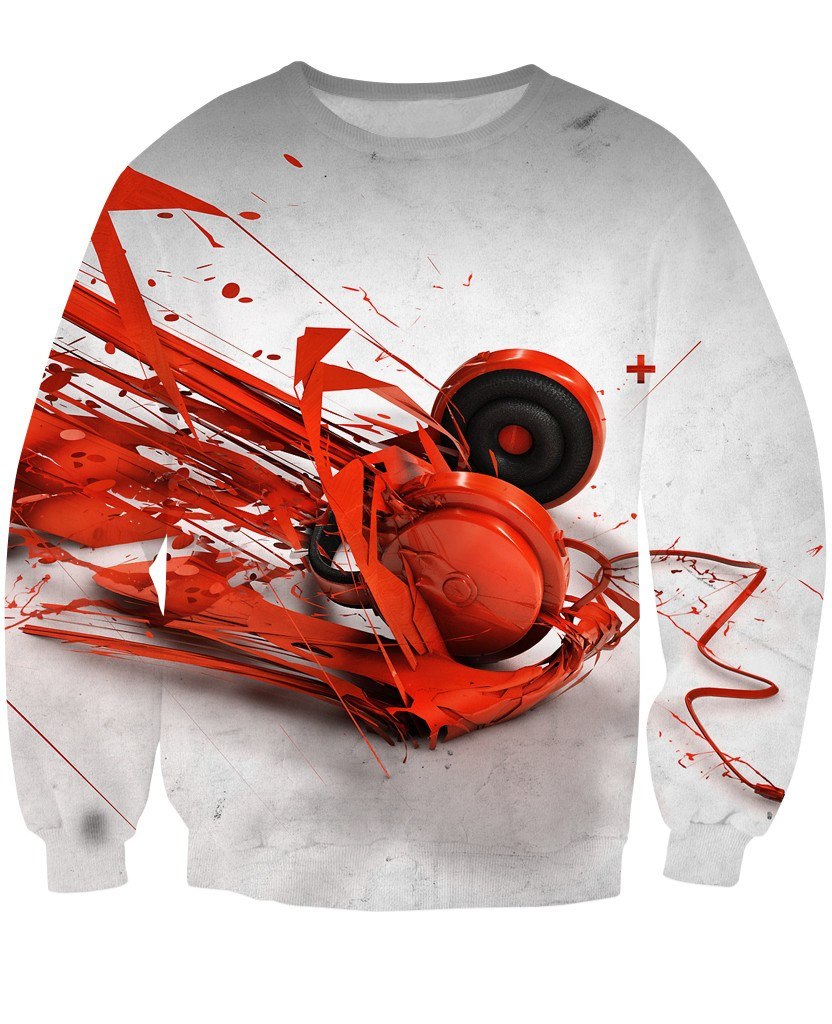 T-shirt - Music New 3D Sweatshirt #19