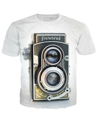 T-shirt - New Photographer Lens 3D T-Shirt #1