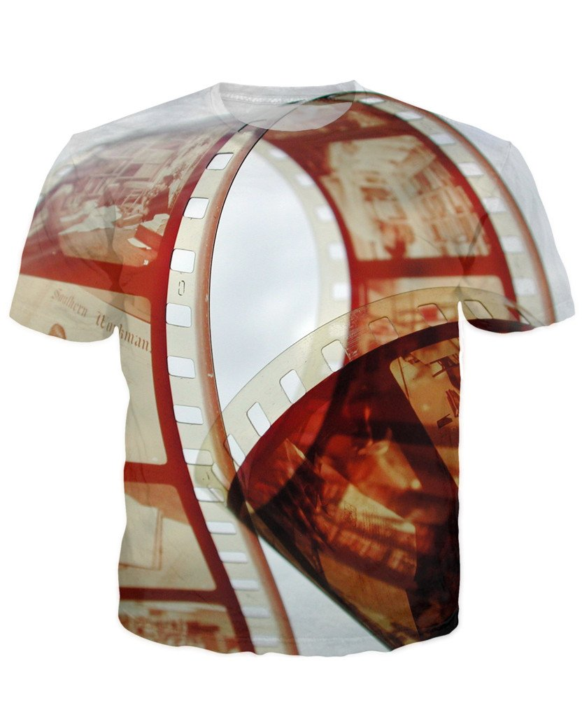 T-shirt - New Photographer Lens 3D T-Shirt #33
