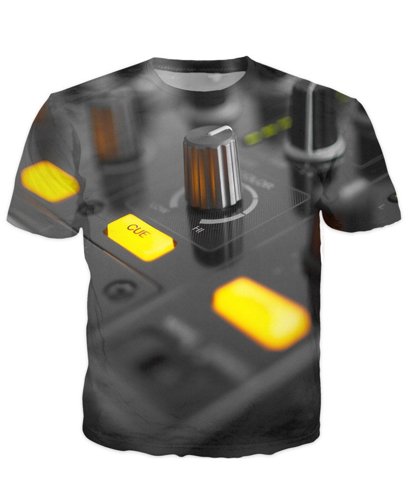 T-shirt - New Studio Master Pioneer Dj 3D T-Shirt #1