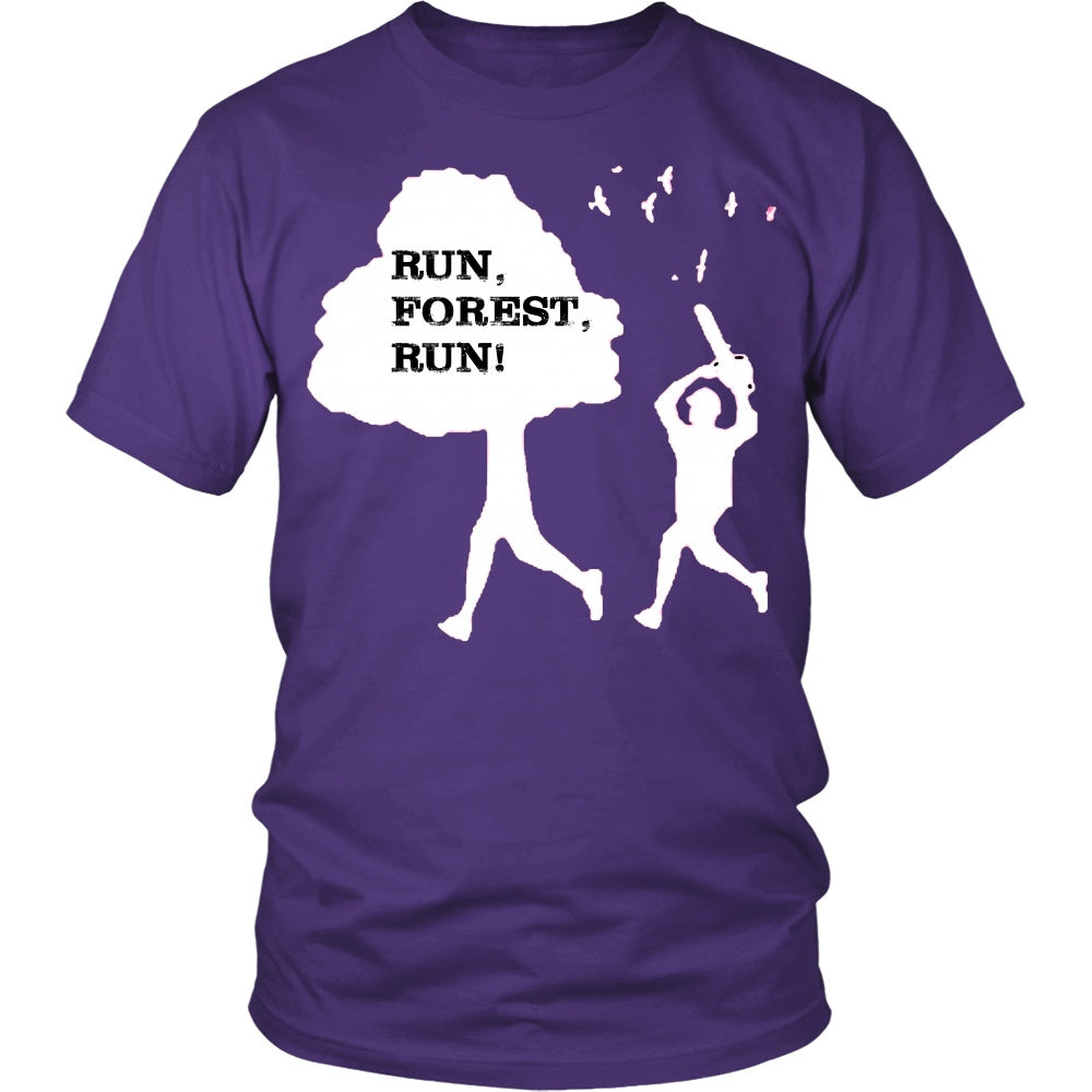 T-shirt - Run,Forest,Run! T-shirt