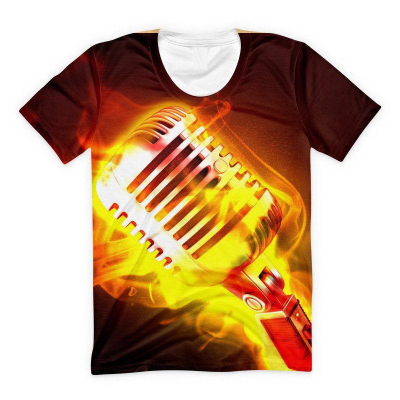 T-shirt - Studio Music New DJ 3D T-Shirt #2