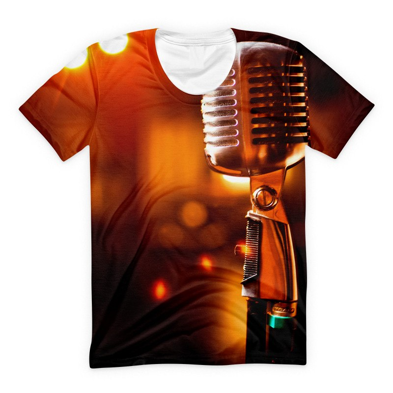 T-shirt - Studio Music New DJ 3D T-Shirt #4