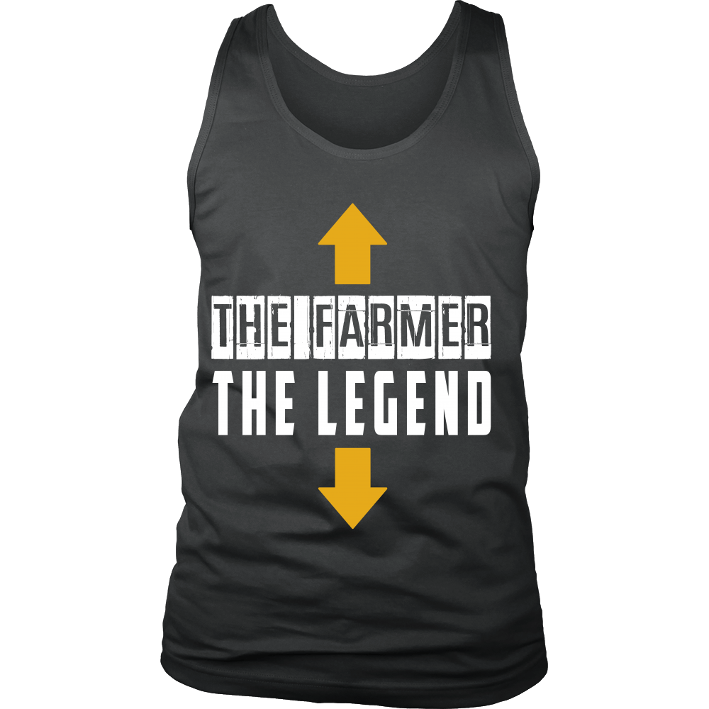 T-shirt - The FARMER, The LEGEND T-Shirt