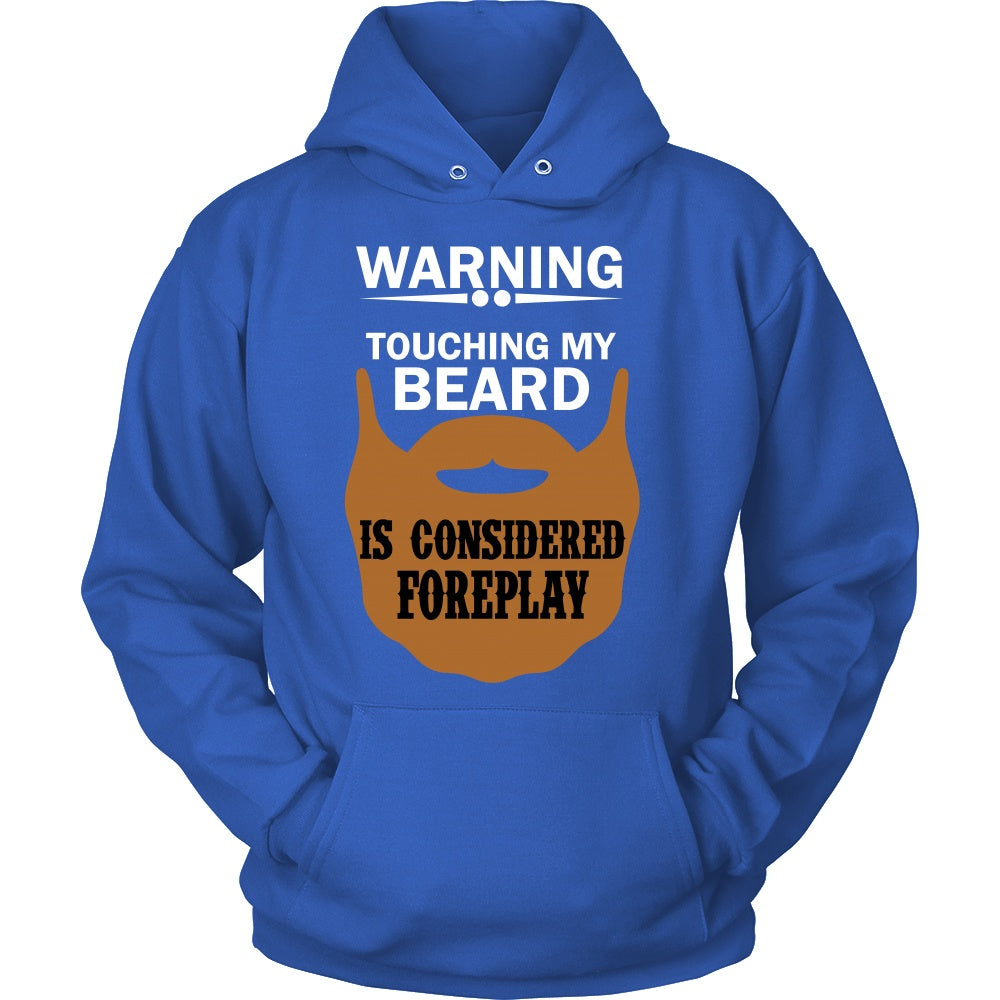 T-shirt - Touching My Beard T-Shirt
