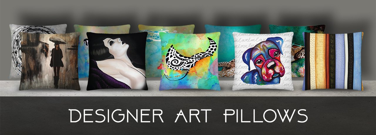 Art Pillows