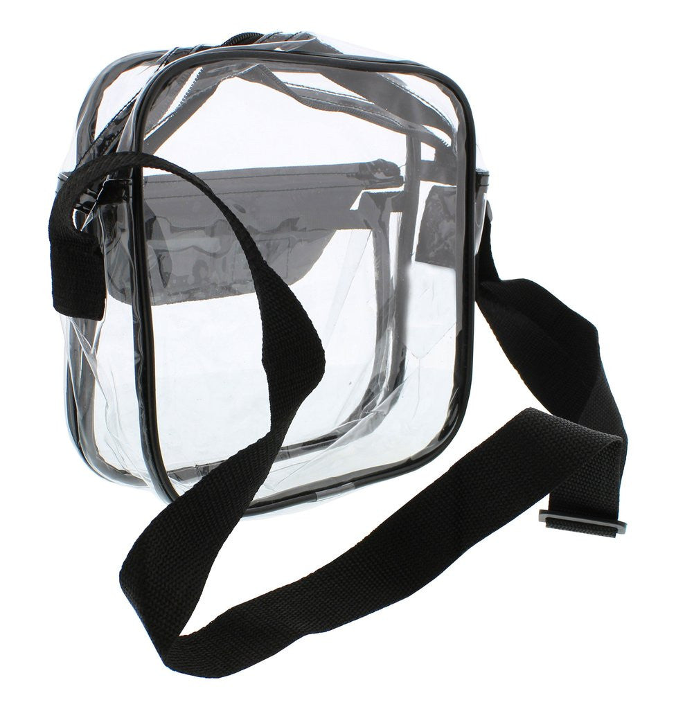 Redneck Convent's Clear Purse is Stylish and it Follows the Rules