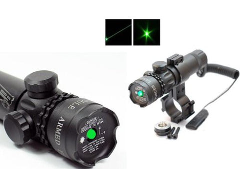 Tactical Laser Sight Hunting Rifle Dot Scope