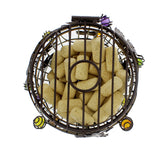Wine Barrel Cork Holder � 100+ Wine Cork Collector Catcher Cage