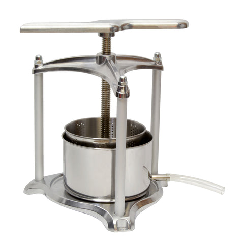 3L Fruit Press � Grape Press for Wine Making Fruit Crusher Wine Press