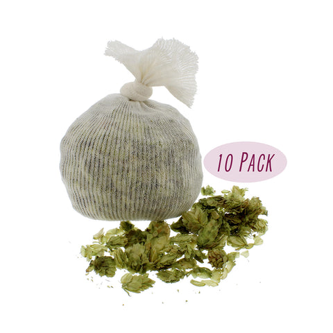Muslin Cloth Steeping Bag Homebrew Reusable Mesh Bag � Pack of 10
