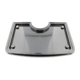 Bar Drip Tray � Stainless Steel and Plastic Tray Non Slip Rubber Grip