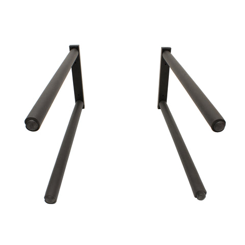 Paddleboard SUP Wall Mount Rack Garage Storage Hanger 2-Pack (Pair)