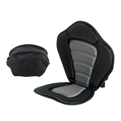 Padded Kayak Seat Cushion & Backpack � Boat Seat Pad Backrest Padding
