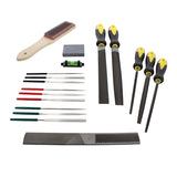 Gunsmith File Set Tools Gunsmith Tools � Rasp Round File Diamond Files