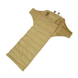 Khaki Shooters Mat Padded Roll Up Mat, 1/2� Inch Pad