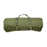 OD Green Shooters Mat Padded Roll Up Mat, 1/2� Inch Pad