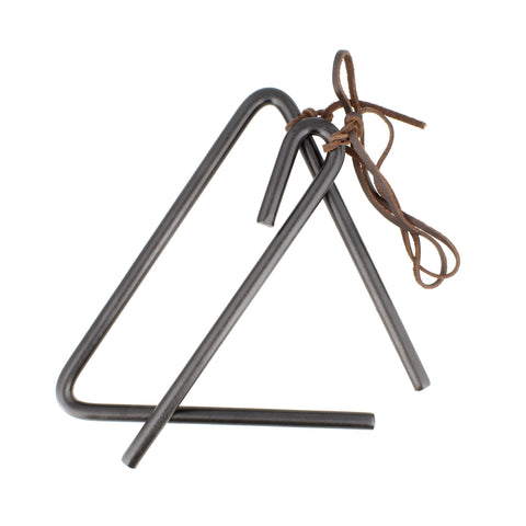 Triangle Call Bell – Outdoor Bell Triangle Dinner Bell Dinner Triangle