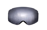 Snowboard Ski Goggles with Silver Magnet UV Anti-Fog Spherical Lens