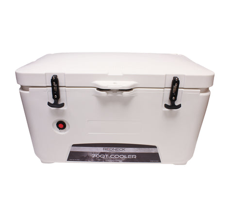 Portable Ice Chest 70qt Quart Insulated Cooler Outdoor Fishing Camping