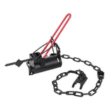 Dog Proof Trap Setter - 7IN Coon Trap Setting Tool Leverage Handle