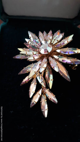 Forties to Noughties Aurora Brooch