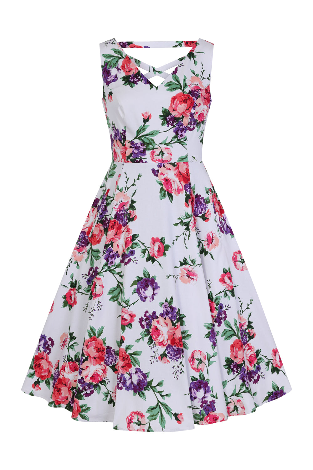 Molly Rose Swing Dress by Hearts & Roses