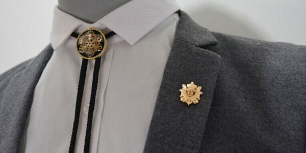 Formal Attire Professional Suit Pin