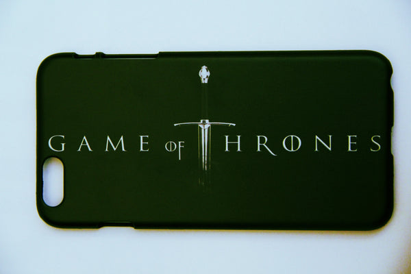 Game of Thrones Inspired iPhone 5/5s, 6/6s 6+ Case