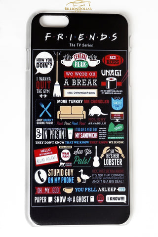 Classic FRIENDS TV Show iPhone 6 / 6S Case