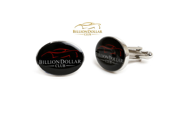 Billion Dollar Club Limited Edition Cufflinks