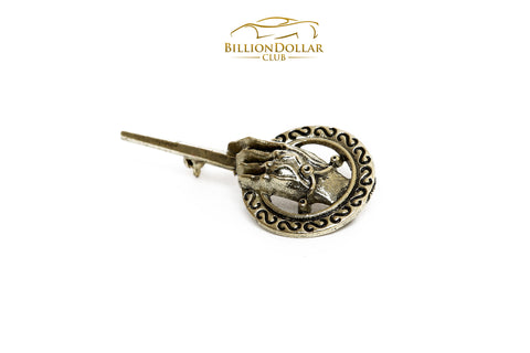 Game of Thrones Inspired Suit Pin - Hand of the King