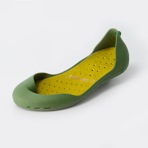Cactus Green plus Yellow Green Innensohle