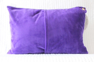 Purple Travel Pillowcase