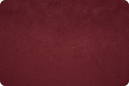 Burgundy Ultimate Minky Pillowcase