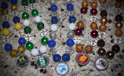 Women's Sports Teams Jewelry