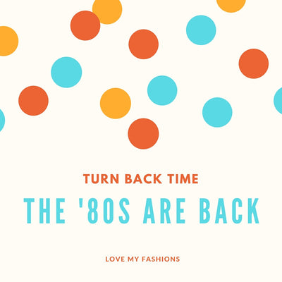 The '80s are back
