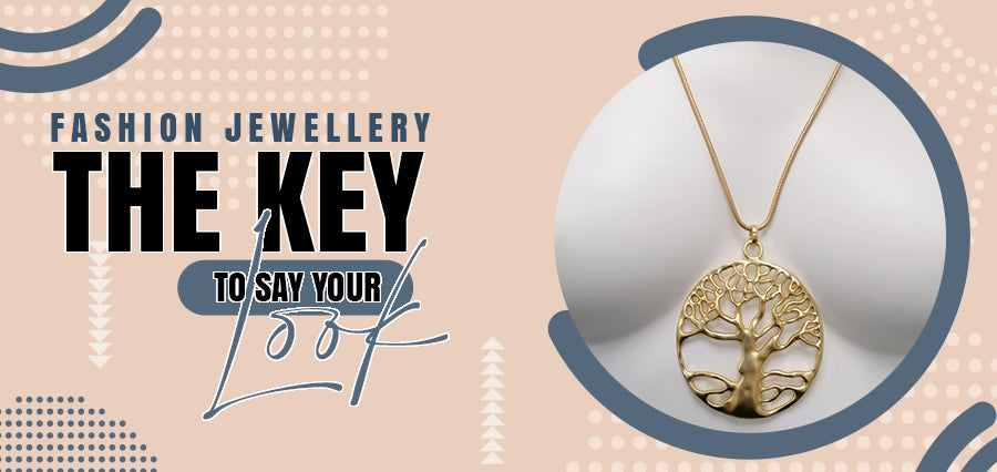 Fashion Jewellery: The Key to Slay Your Look