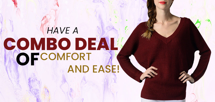 Have a Combo Deal of Comfort and Ease!