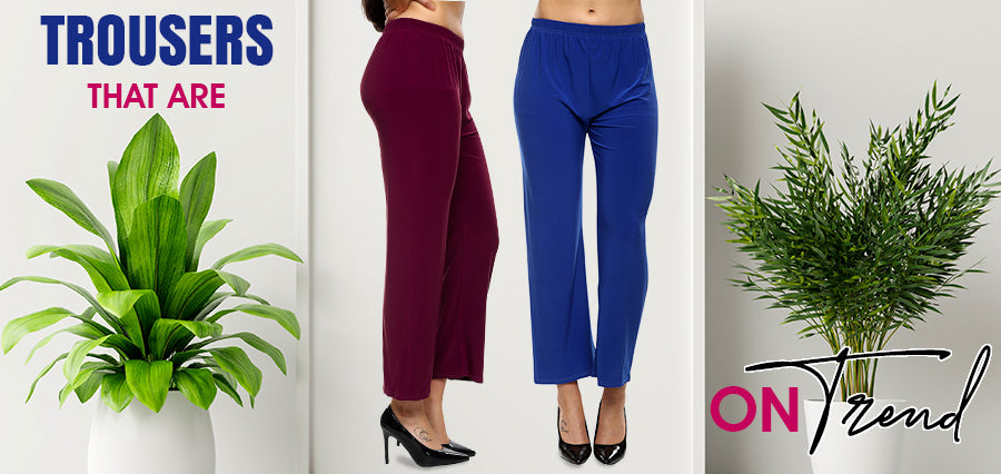 Trousers That Are on Trend