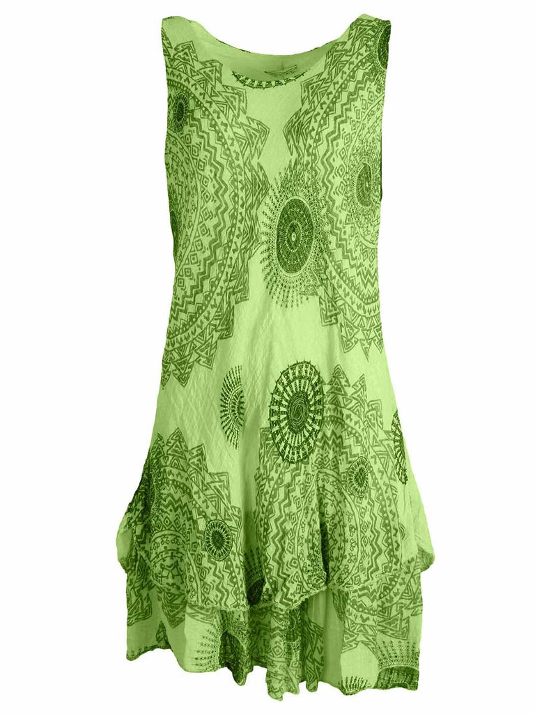 Alexis Floral Sleeveless Cami Dress - Love My Fashions - Womens Fashions UK