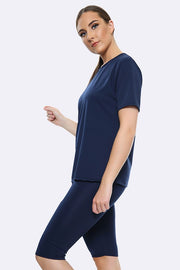 Plain Activewear Gym Suit_grwo