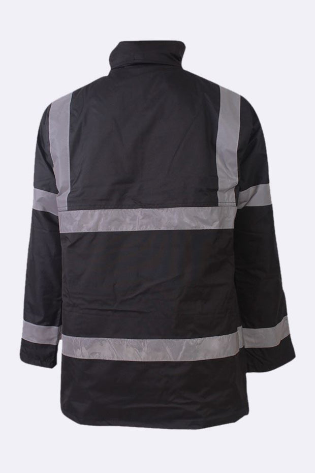 Reggie Mens High Visibility Bomber Jacket - Love My Fashions - Womens Fashions UK